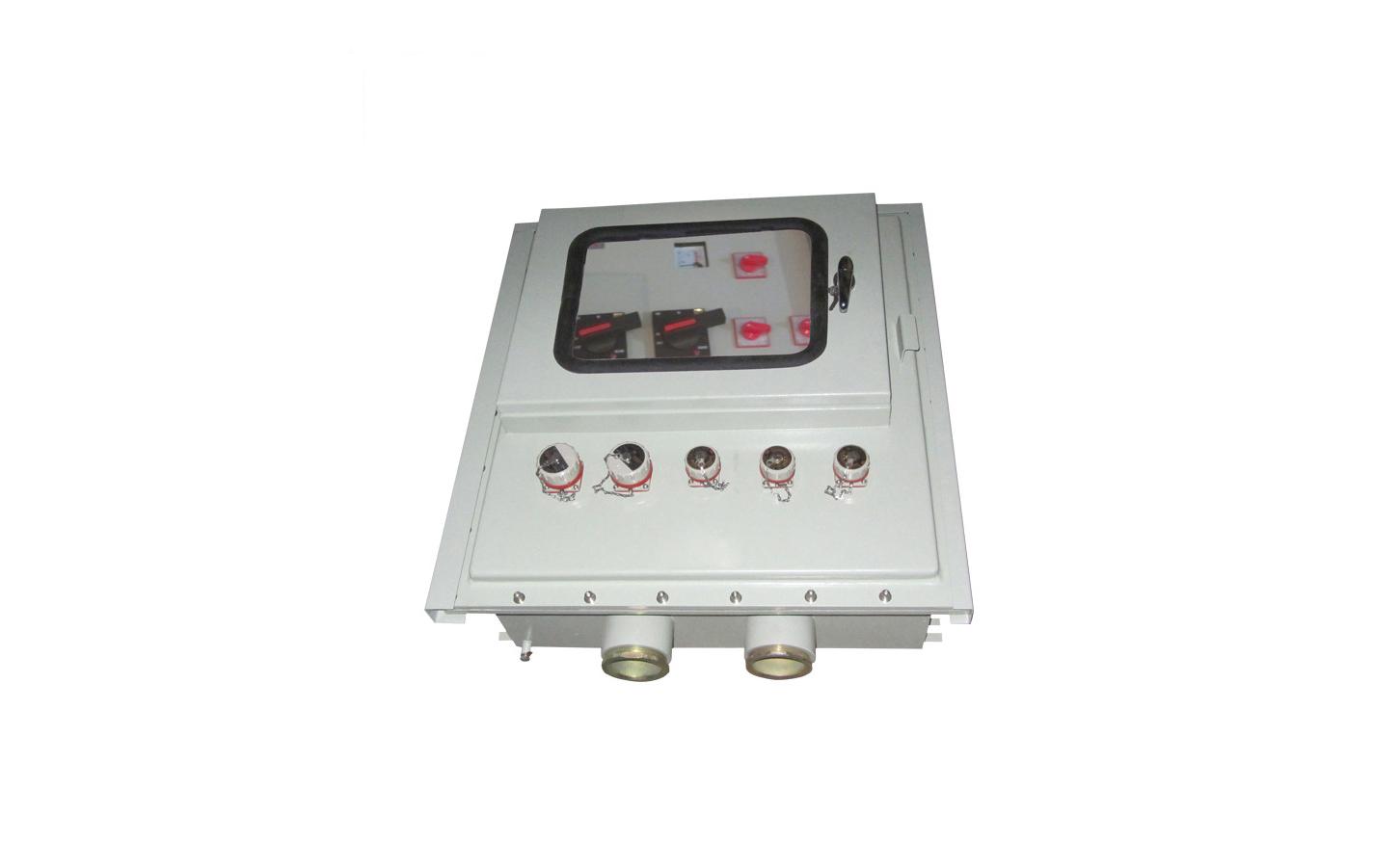 BXK58铝合金材质防爆控制箱