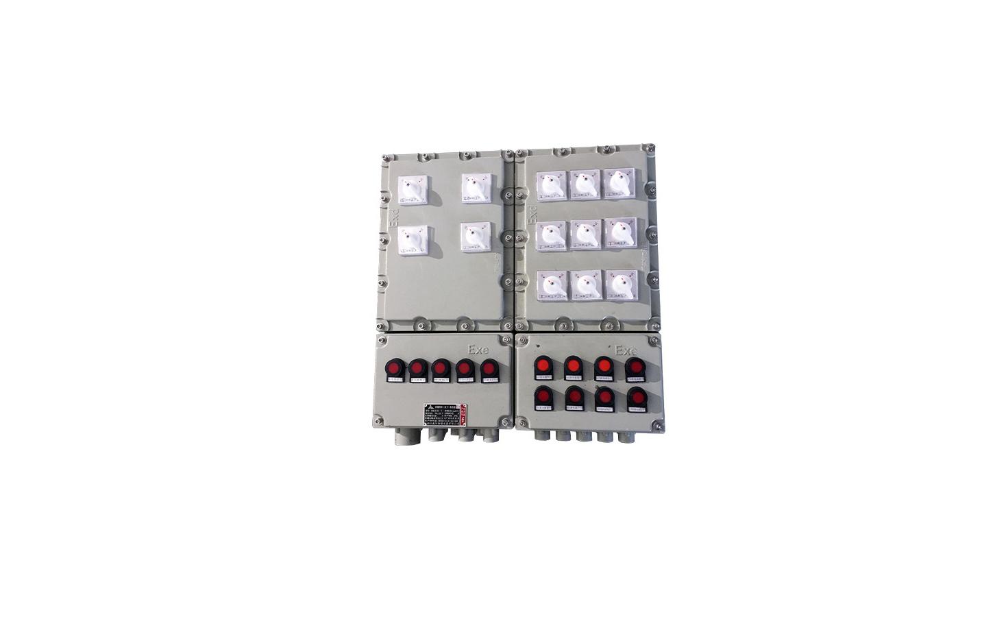 kxd防爆电器控制箱
